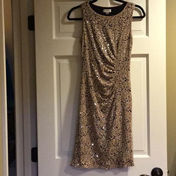 Calvin Klein Dresses & Skirts - Sparkly Party Dress